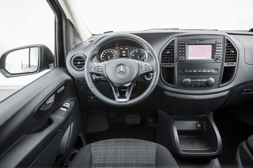 Mercedes vito for rent in Lebanon by Race rent a car