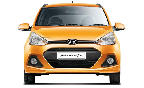Hyundai Grand I10 for rent in Lebanon