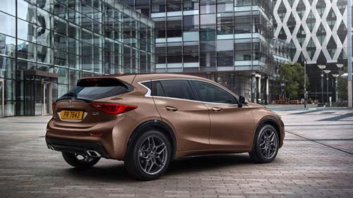 Infinity Q 30 for rent in Lebanon