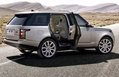 Range rover for rent in Lebanon