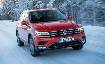 VW TIGUAN for rent in lebanon by race rent a car