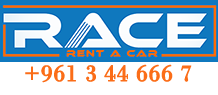 Race Rent a Car Logo